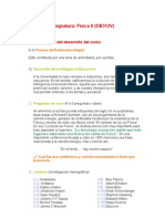 Clase Introcuctoria-Desarrollo de La Asignatura-UNI