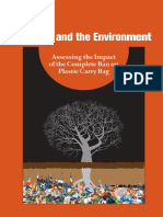 Full Report Plastic and the Environment.pdf Neha