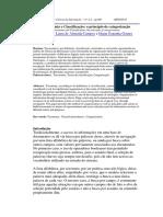 Campos, Gomes - Taxonomia e Classificação o Princípio de Categorização