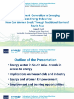 Subregional Conference Going Beyond the Meter