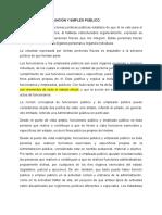 Administrativo- Funcionario y Empleado Publico Subbbb