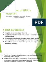 HRD Presentation Final