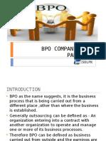 BPO Companies in Pakistan