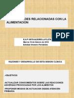 Patologia de Los Alimentos en Atención Primaria