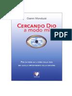 Gianni Monduzzi Cercando Dio