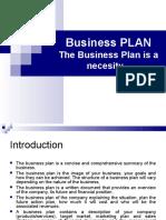 Business PLAN Unit 3