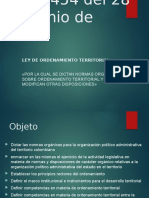 Ley 1454 Diapositivas