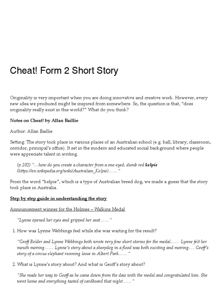 cheating form Suspicion of cheating by a candidate (chief invigilator must ring the exams office and follow the cheating procedure in the red  incident report form 2005.