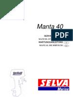 Manta 40