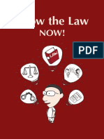 Know the Law Now