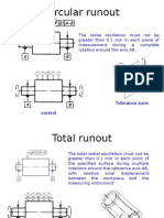 Runout & Total Run out