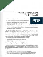 Numeric Symboliism of the Hand