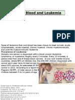 Cord Blood and Leukemia