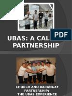 UBAS- Call to Partnership