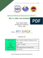 Folio KPMT Sabah 2016