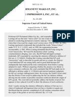 KP Permanent Make-Up, Inc. v. Lasting Impression I, Inc., 543 U.S. 111 (2004)