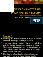 Farmakoterapi Pediatri