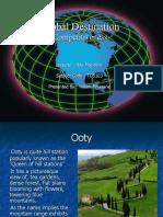 Global Destination Competitiveness tourism