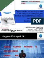 Final PPT Kel 14-Studi Kasus QFD