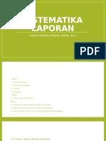 SISTEMATIKA-LAPORAN1.pptx