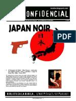L'H Confidencial 107. Japan Noir