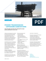 Offshore Substation - Power Transmission Copy