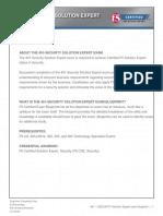 F5 Blueprint SolutionExpert SECURITY v2
