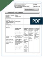 Guía de Comunicación SENA - grados 11