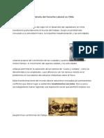 Historia del Derecho Laboral en Chile