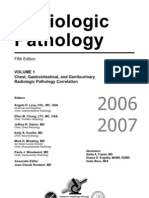 Radiology_AFIP - 2006-2007 Lecture Notes