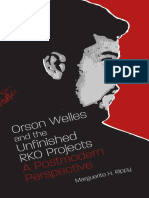 Orson Welles the Unfinished RKO projects