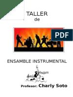 TALLER de Ensamble Instrumental