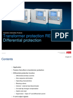 03 SEP674 RET670 Differential Protection