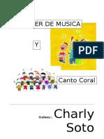 Taller de Musica y Canto Coral