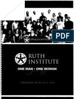 Ruth Institute Strategic Plan