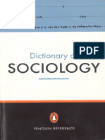 Dictionary of Sociology - Penguin.pdf
