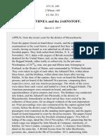 The Bothnea and the Jahnstoff, 15 U.S. 169 (1817)
