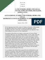 Philip Hickie v. Alexander B. Starke, 26 U.S. 94 (1828)