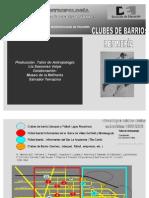 clubes del barrio refinería (Rosario)