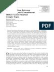 Communication Research 2009 Givertz 561 84