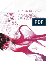 2014 - Anamnese de Lady Star - Kloetzer, Laurent