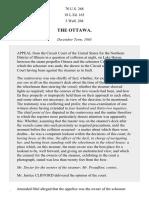 The Ottawa, 70 U.S. 268 (1866)