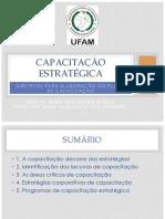 CETAM Oficina II Capacitac a o Estrate Gica