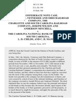 The Confederate Note Case, 86 U.S. 548 (1874)