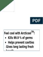Brochure Mouthwash