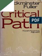 R. Buckminster Fuller - Critical Path (PDF)