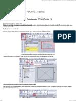 Elemento estructural en Solidworks 2010 (Parte 2) _ Carlos Nina.pdf