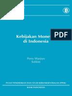 6. Kebijakan Moneter Di Indonesia