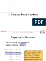 04.FloatingPointNumbers.ppt