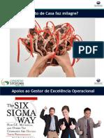 Congresso 2015 - GS - Norma de Seis Sigma
